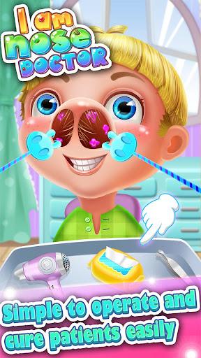 私は鼻科のリトルドクターです- Nose Doctor