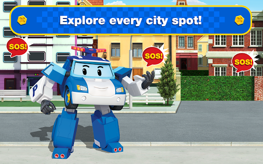 Robocar Poli: City Games 1.0 screenshots 10