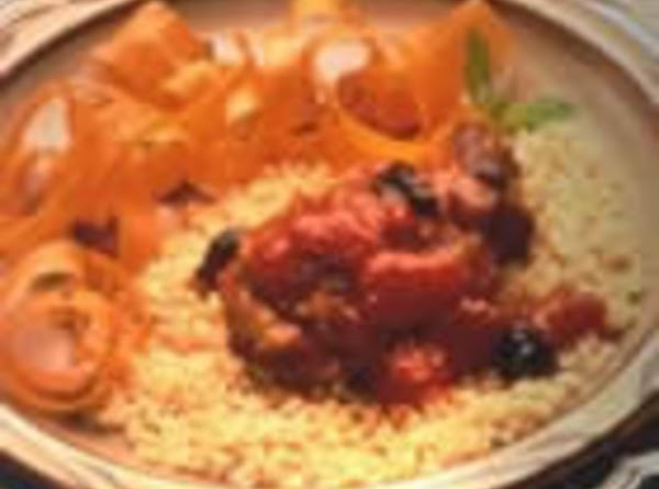 Lemon Moroccan Chicken Recipe