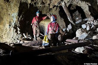 Photo: Esploratrici, miniera del Manganai, Domusnovas