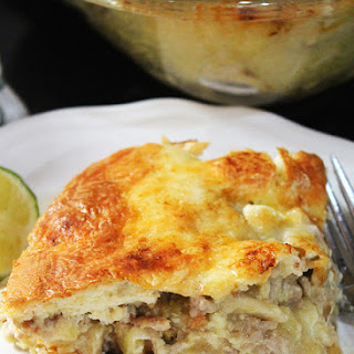 Chile Relleno Lasagna