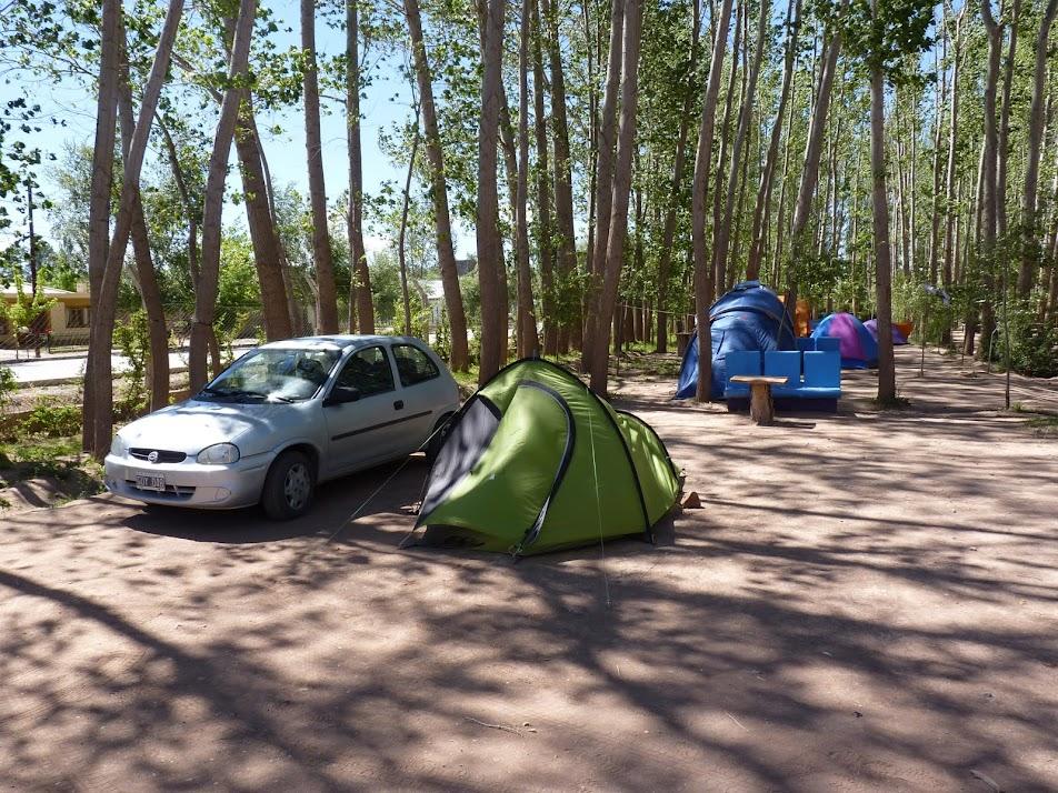 Camping Malargue