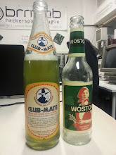 Photo: ClubMate Wostok 1:1