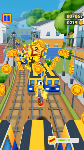 Super Subway Surf: Rush Hours 2018 1.03 screenshots 3
