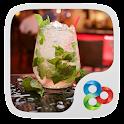 Flower Sea GO Launcher Theme icon