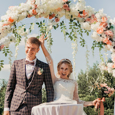 Wedding photographer Anna Khalizeva (halizewa). Photo of 09.08.2018