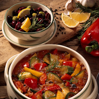 Ratatouille Recipes.