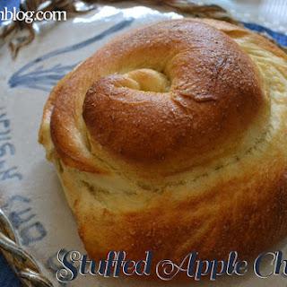 Stuffed Apple Challah
