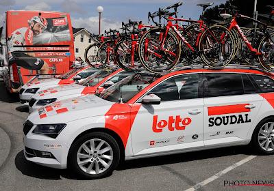 Lotto Soudal wil geen risico's nemen en haalt twee renners uit Ronde van Luxemburg