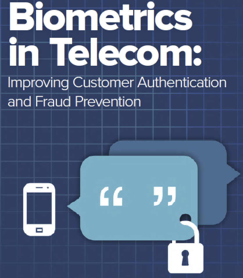 Biometrics in Telecom: Improving Customer Authentication and Fraud Prevention