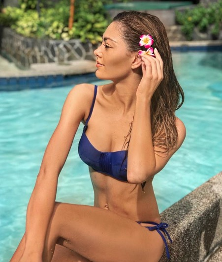 Demi-Leigh's workout regime: The proof is in the pudding!