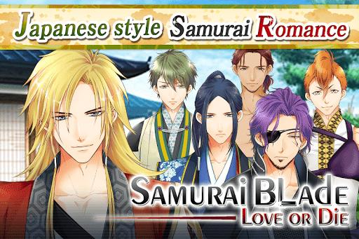 Samurai Blade: Romance Otome Games English 1.0.0 Mod screenshots 3