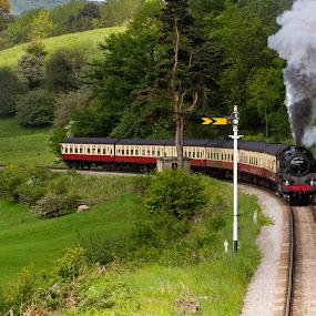 by Martin Tyson - Transportation Trains