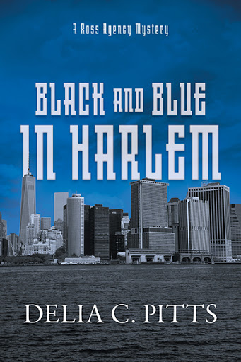 Black and Blue in Harlem cover