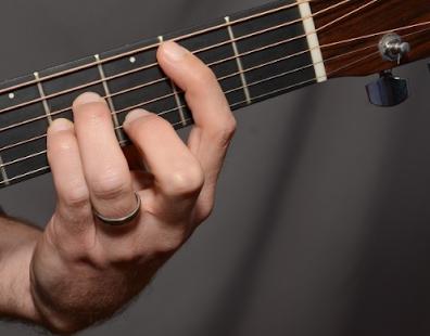 Jak zahrát kytarové akordy - náhled