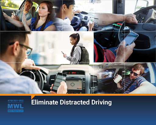Eliminate Distracted Driving