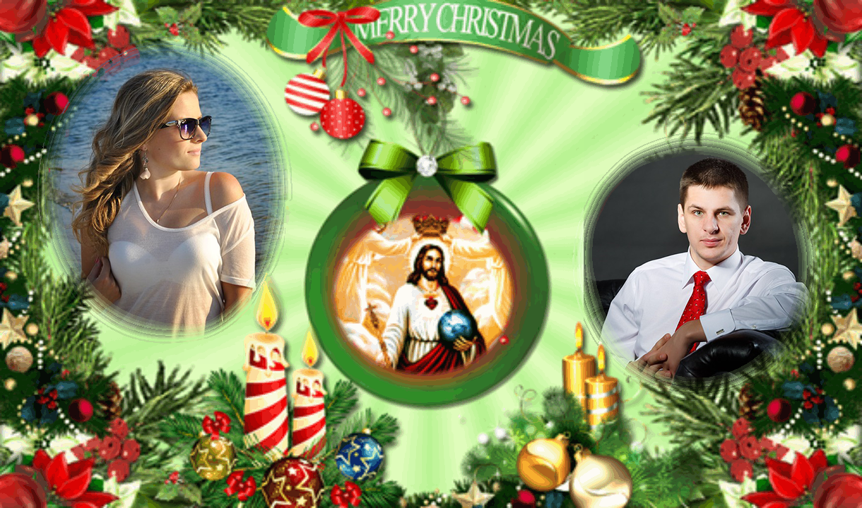 Christmas Photo Frames : Dual – Android-Apps auf Google Play