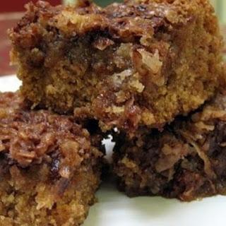 Aunt Ginnie's Oatmeal Cake