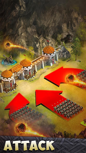 CITADELS ud83cudff0  Medieval War Strategy with PVP 11.1.0 screenshots 4