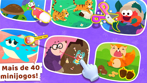 Mundo Animal do Pequeno Panda screenshot 11