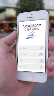 Amsterdam City Hotels- screenshot thumbnail