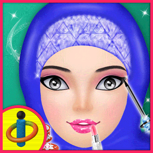 Hijab Makeup Salon: Girls Game (game)