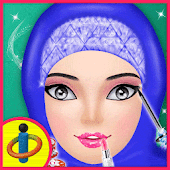 Hijab Makeup Salon: Girls Game