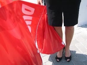 Photo: Giveaways für die Teilnehmenden, ...