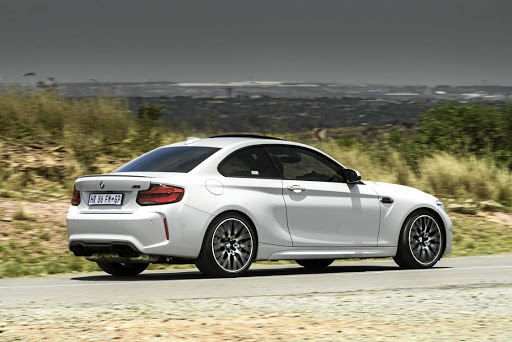 Bmw M2 Competition The M Isnt Merely For Marketing