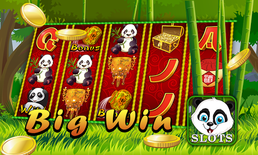 Lucky Panda Mania Slot Machine