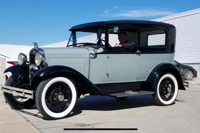 1931 Ford Model A Hire TX 75238