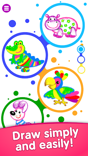 Learning Kids Painting App Toddler Coloring Apps 1016 Screenshots 13