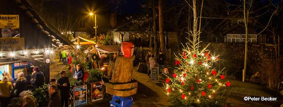 Photo: Lehder Weihnacht - wie es vor 100 Jahren gewesen sein mag