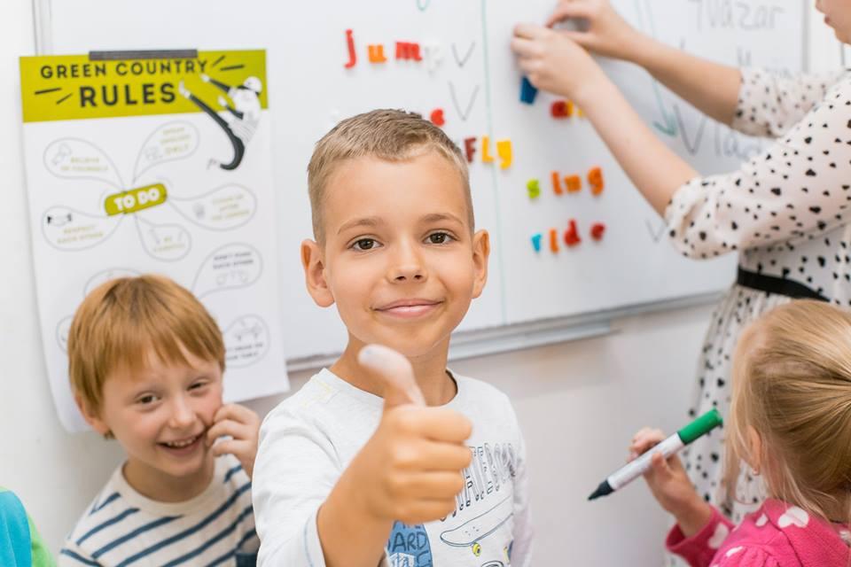 Білінгвальні класи в школі Базис - великі перспективи для майбутнього кожної дитини