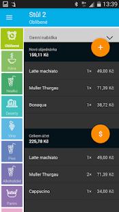 CINK - pokladní systém pro EET - náhled