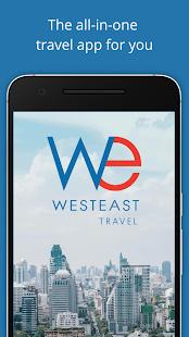 WestEast Travel 8.2 - náhled