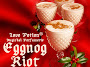 For the Love of Eggnog!