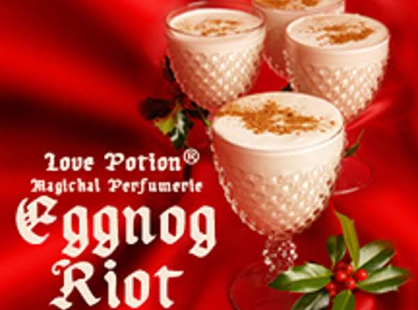 For The Love Of Eggnog! Recipe