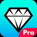 Diamantes Gratis para FREE PRO 2021 FF icon