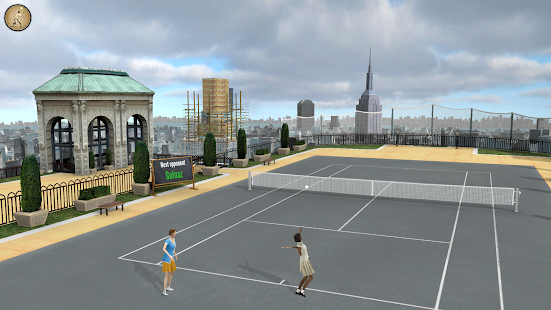 World of Tennis: Roaring 20's - náhled