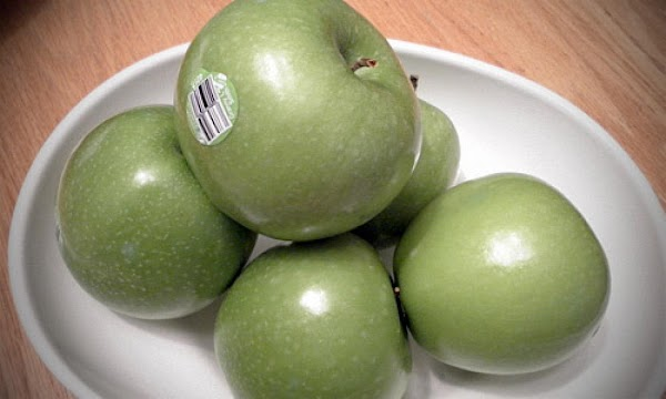 Granny Smith - eat fresh, use in baking and cooking Green skinned, firm and one...