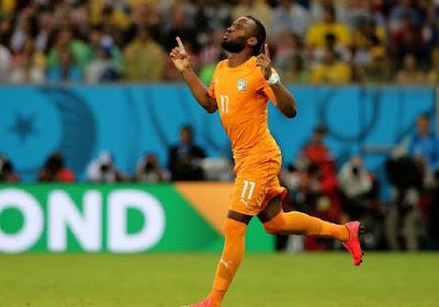 """Didier Drogba: """" Je suis un diesel """""""