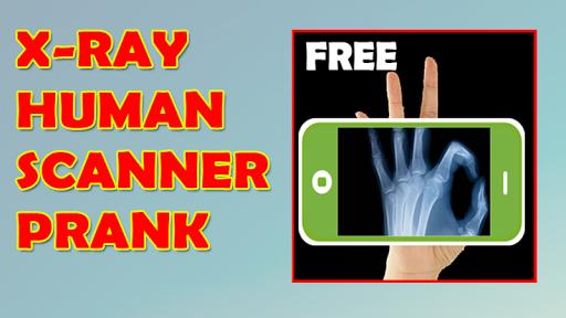 X-Ray lingerie Scanner Prank