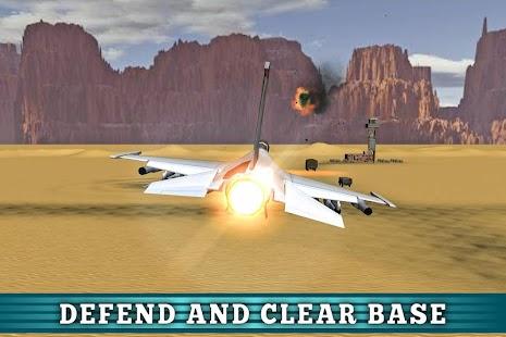 War Fighter: Air Jet screenshot