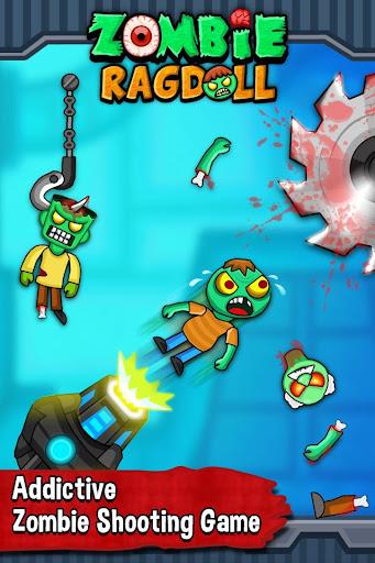 Zombie Ragdoll screenshot 1