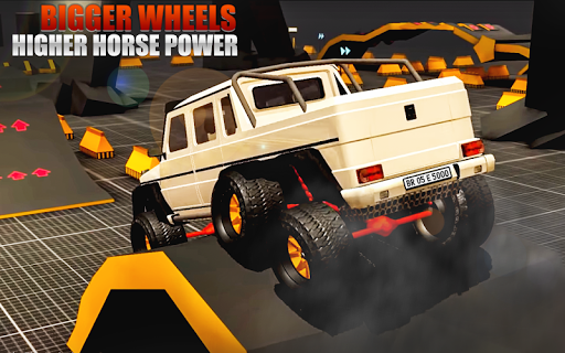 Code Triche [OFF-ROAD] Parking: simulateur 4x4 APK MOD screenshots 6