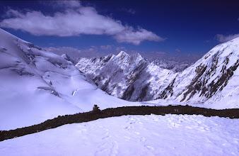 Photo: am Pik Lenin Kirgisien 2002