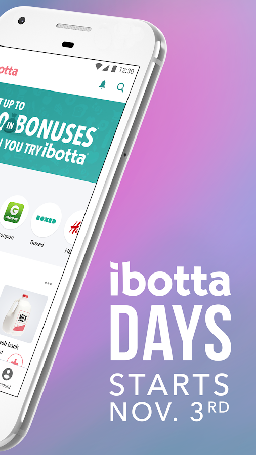 Ibotta: Cash Savings, Rewards & Coupons App- screenshot