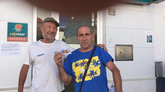 280.000 euros del Gordo de la ONCE para la Alpujarra