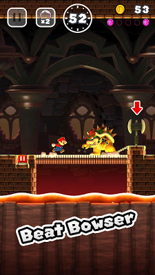 Super Mario Run - screenshot
